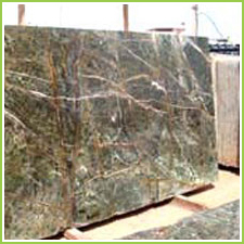 rainforest green marble