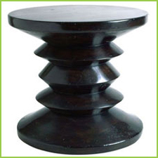 faux stone table bases